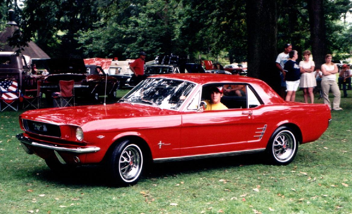 Image Gallery 1958 Mustang
